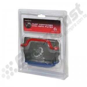 Contenitore + Filtro RCV0010 RCV0011
