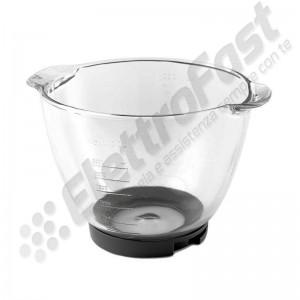 Ciotola in vetro Kenwood Chef